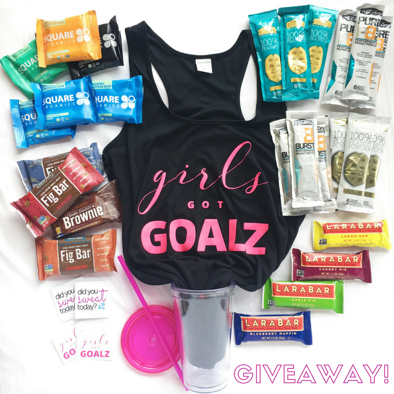 Girls Got Goalz Insta GIVEAWAY