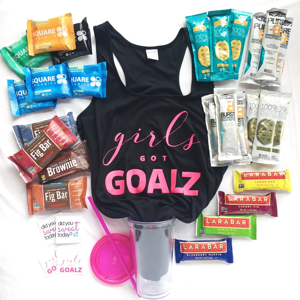 Girls Got Goalz Giveaway