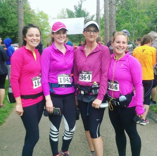 Girls Got Goalz Half Marathon Trail Run