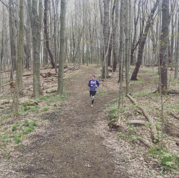 Half Marathon Trail Run Training