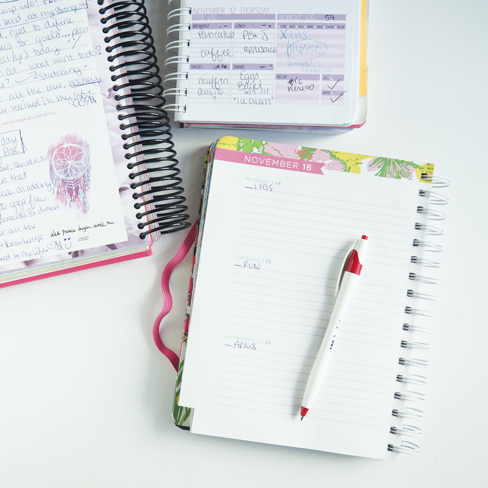 Journaling For Success | Losing Weight
