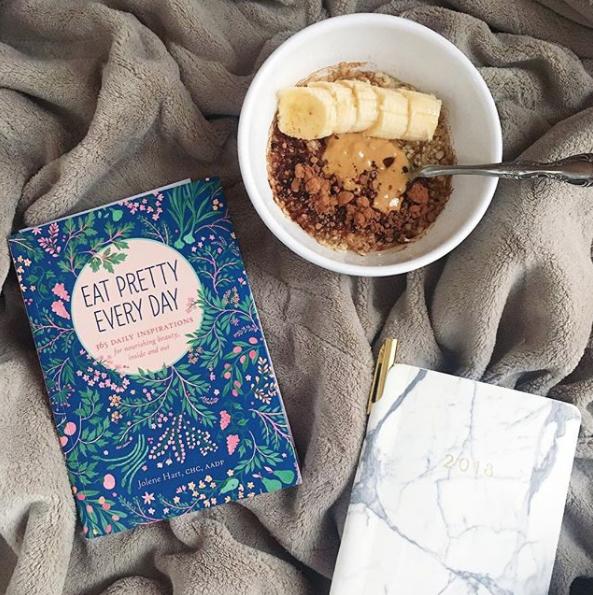 """Eat Pretty Every Day"" byJolene Hart"