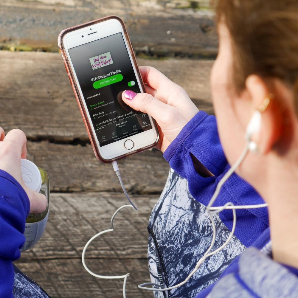#DYSTsquad Playlist on Spotify