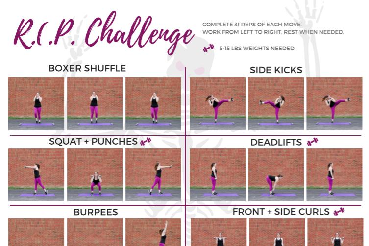 R.I.P. Challenge from GirlsGotGoalz.com