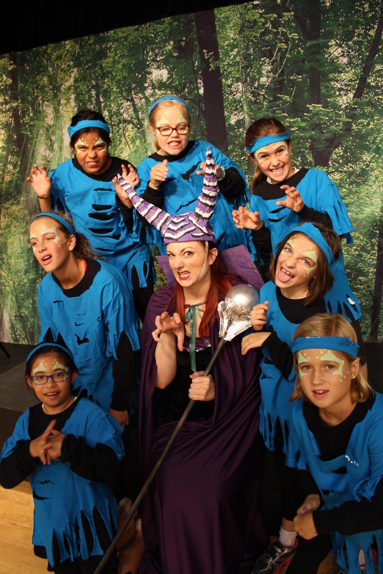 Congratulations Sleeping Beauty Cast!!! — The Stage School