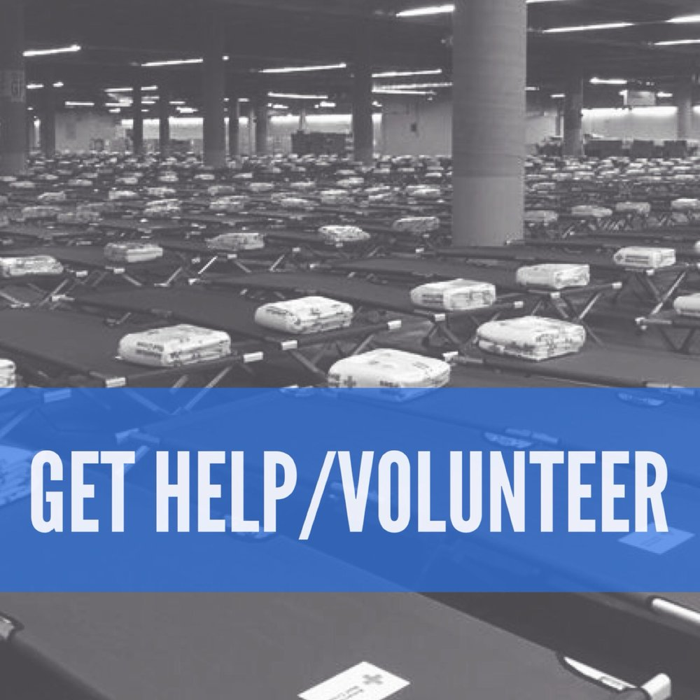 Get Help or Volunteer