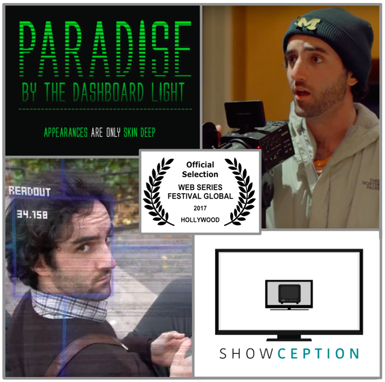 TWO PROJECTS accepted into Web Series Fest Global!
