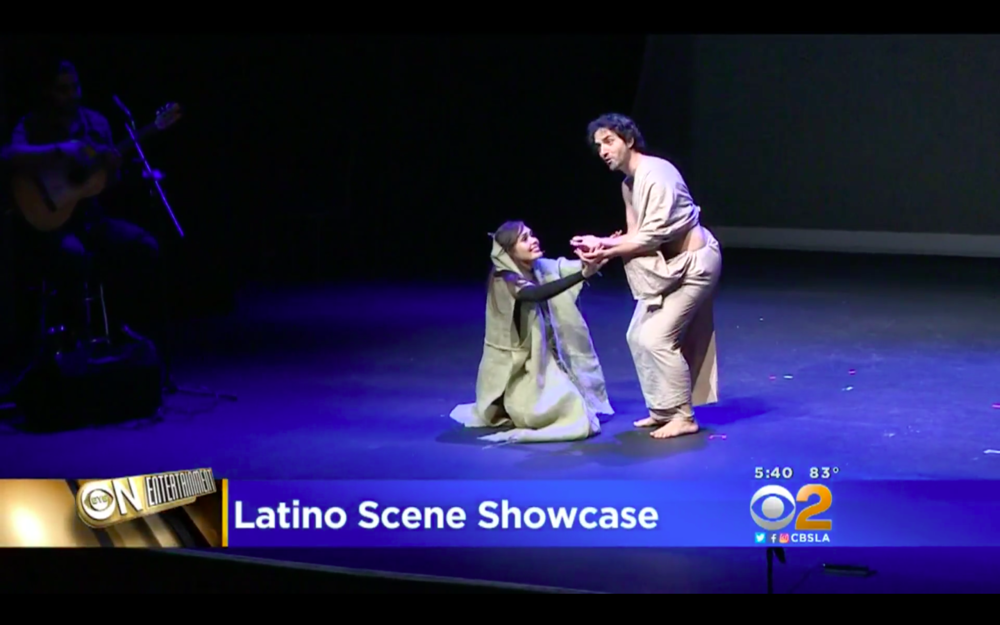 2017 Latino Scene Showcase  - CBS News | Eye on Entertainment
