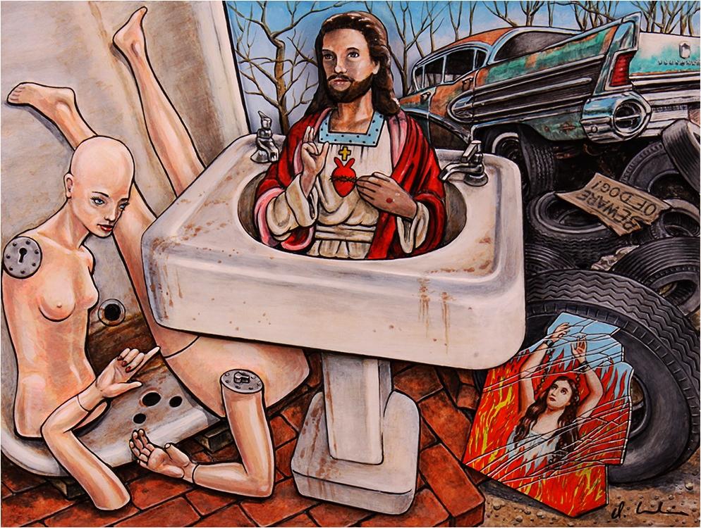 Sink Jesus