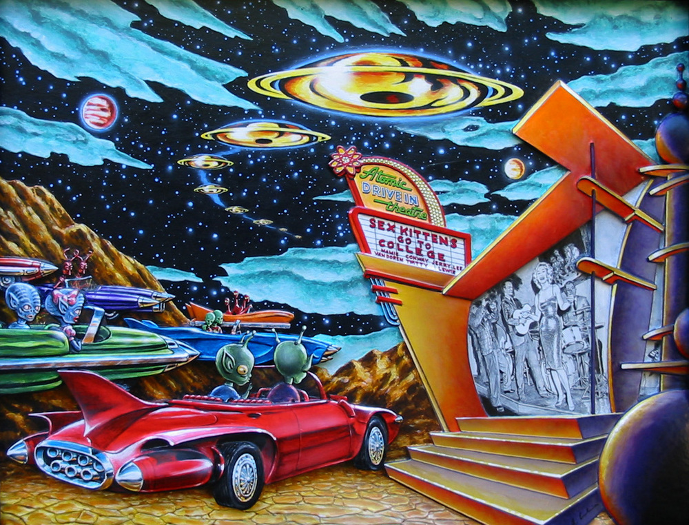 Atomic Drive-In
