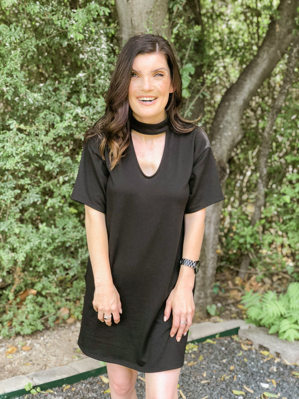 318806815e9 I hope you re having a great week. I just wanted to pop on here and show  y all the cutest LBD. I mean