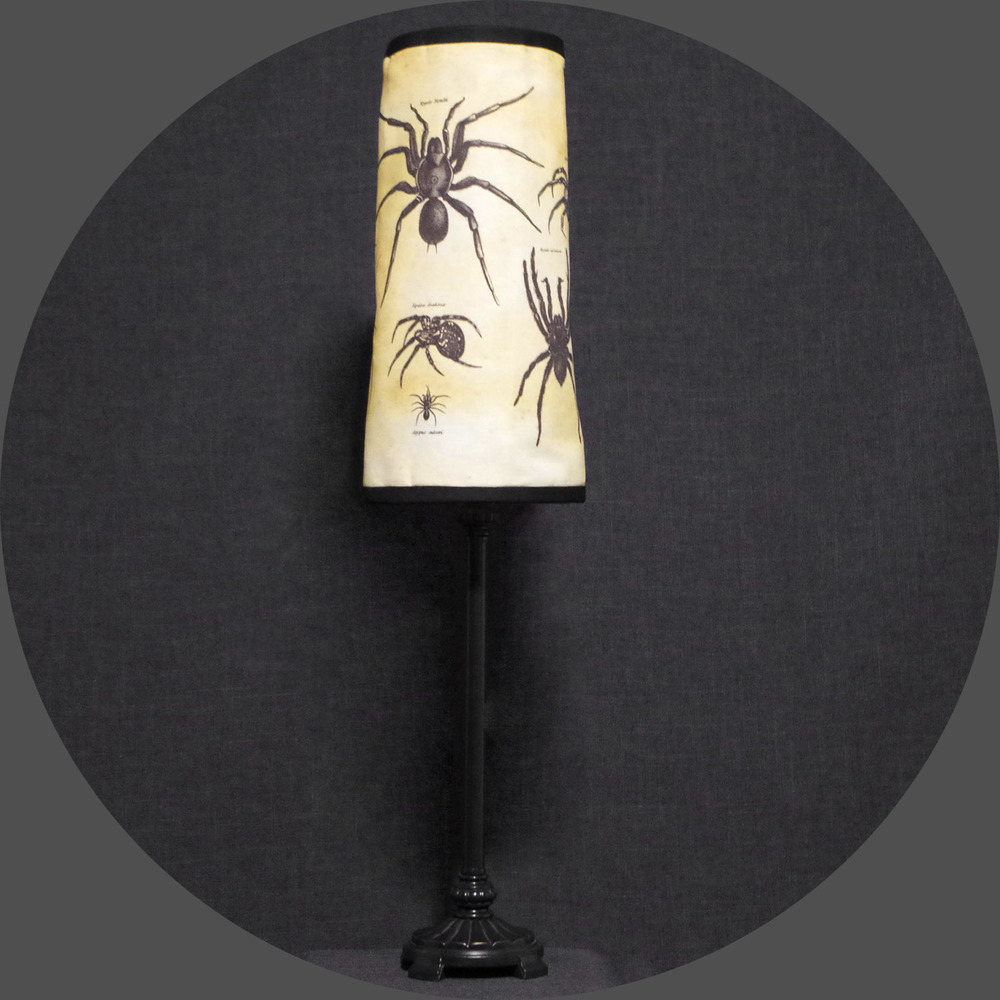 Arachnophile Table Lamp