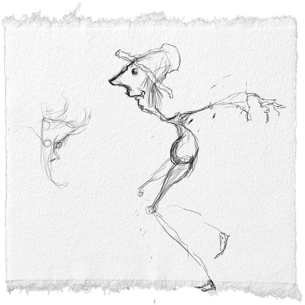 Stingy Jack sketch 1