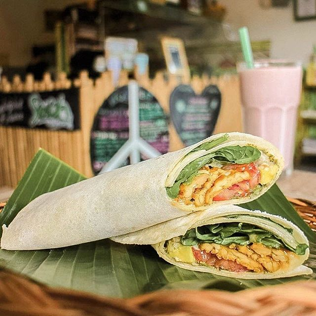 This mouth-watering wrap of ours will definitely made your day! 🌯🧡 Head down to @swichsandwiches and try it yourself! 😉