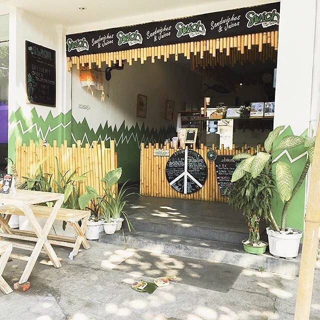 So many good memories that we've had here. 💕 But there are more surprises ahead! We definitely can't wait to start our new journey and share it with you guys!😆🙌🏽 Follow @swichsandwiches for more updates and grand opening details!💁🏻‍♀🥪✨