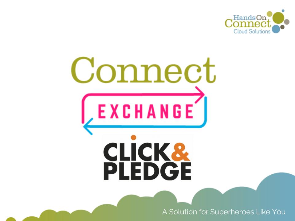 Click & Pledge - Peer to Peer Fundraising