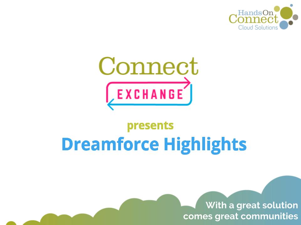 Dreamforce Highlights