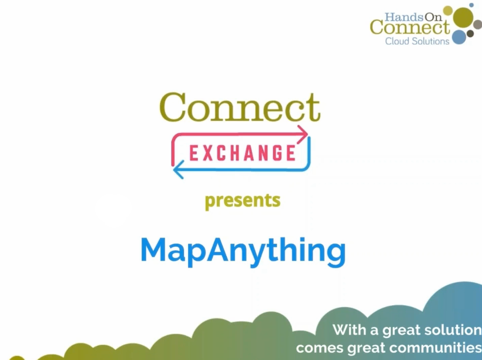 Connect Exchange: MapAnything