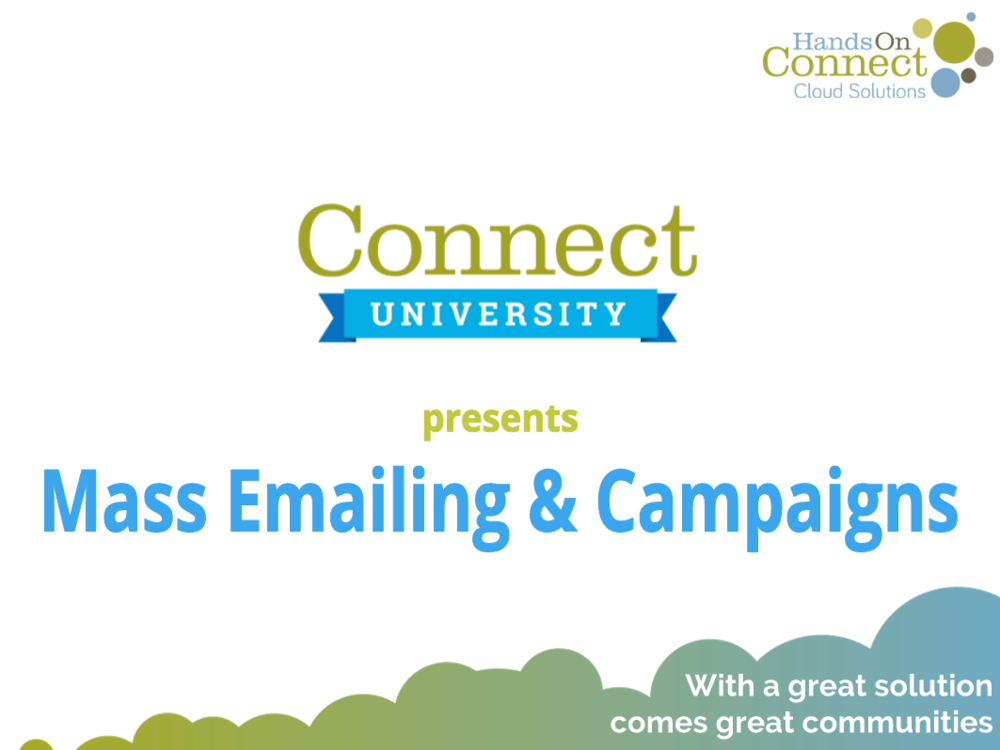 Mass Emailing & Campaigns