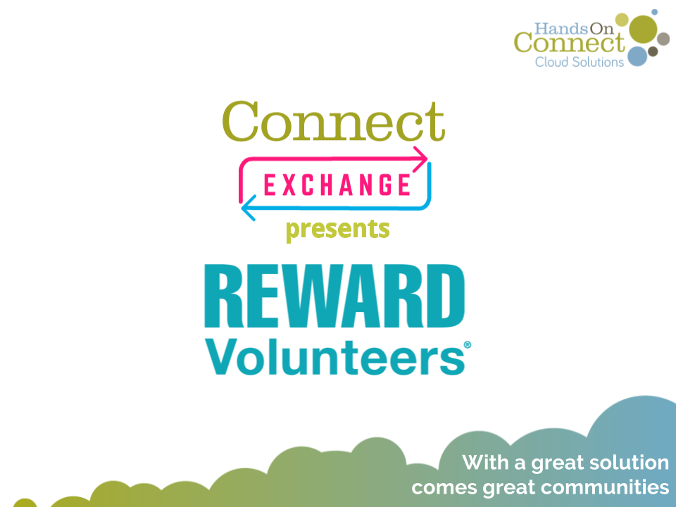 ConnectExchange: Cabot's Reward Volunteers
