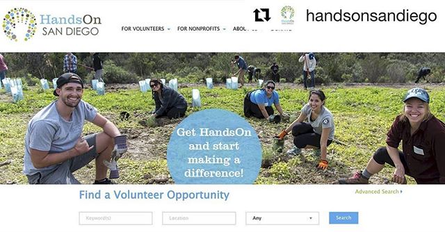 @handsonsandiego New look, new templates an improved CMS! 📱 💻 🖥 Eager to improve while giving the necessary support!  #Repost @handsonsandiego with @get_repost ・・・ A sneak peek at our website's new look! 👀  Be sure to check it out when it goes live tomorrow! Our website will be down tonight from 9pm-12am while the changes are being made.