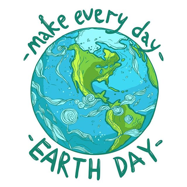#latepost 🌏 Happy Earth day everyone! We only have one planet to live in. 🙌🏼Let's make every day EARTH DAY! #earthday
