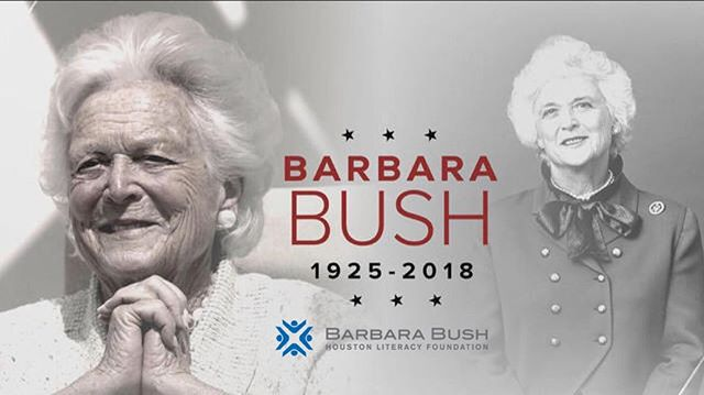 "In memoir @barbarabushfoundation 📖 📚 Quotes to live by: ""Some people give time, some money, some their skills and connections, some literally give their life's blood. But everyone has something to give."" ~Barbara Bush #memoir #barbarabush #quote #barbarabushhoustonliteracyfoundation"