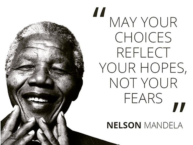 🙌🏼Happy Mandela Day: celebrating Madiba's 💯 th Birthday & proud of all the organizations serving and doing good on this day!  #mandeladay #time2serve