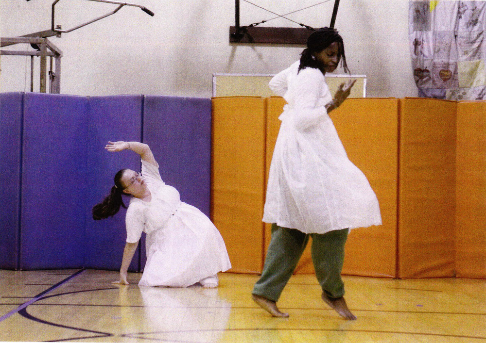 The Dream a Dream Project, Dance Workshop for Incarcerated Men and Women