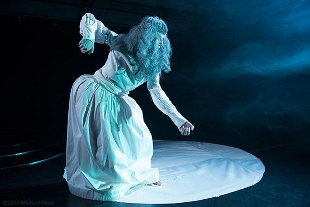Vangeline in Spectral- Photo by Michael Blase