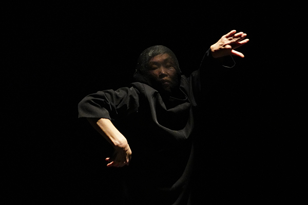 Mari Osanai in I Love Butoh with Vangeline Theater/New York Butoh Institute Feb 14, 2018 at Triskelion Arts
