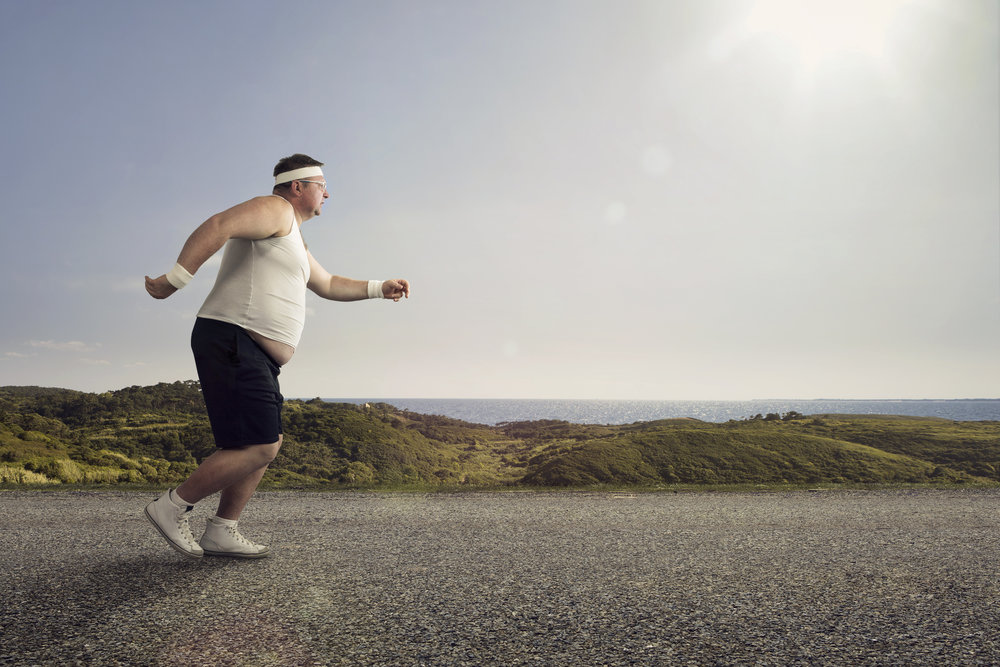 WHY YOU CAN'T LOSE WEIGHT AND WHY THE BIGGEST LOSER GETS IT SO WRONG.