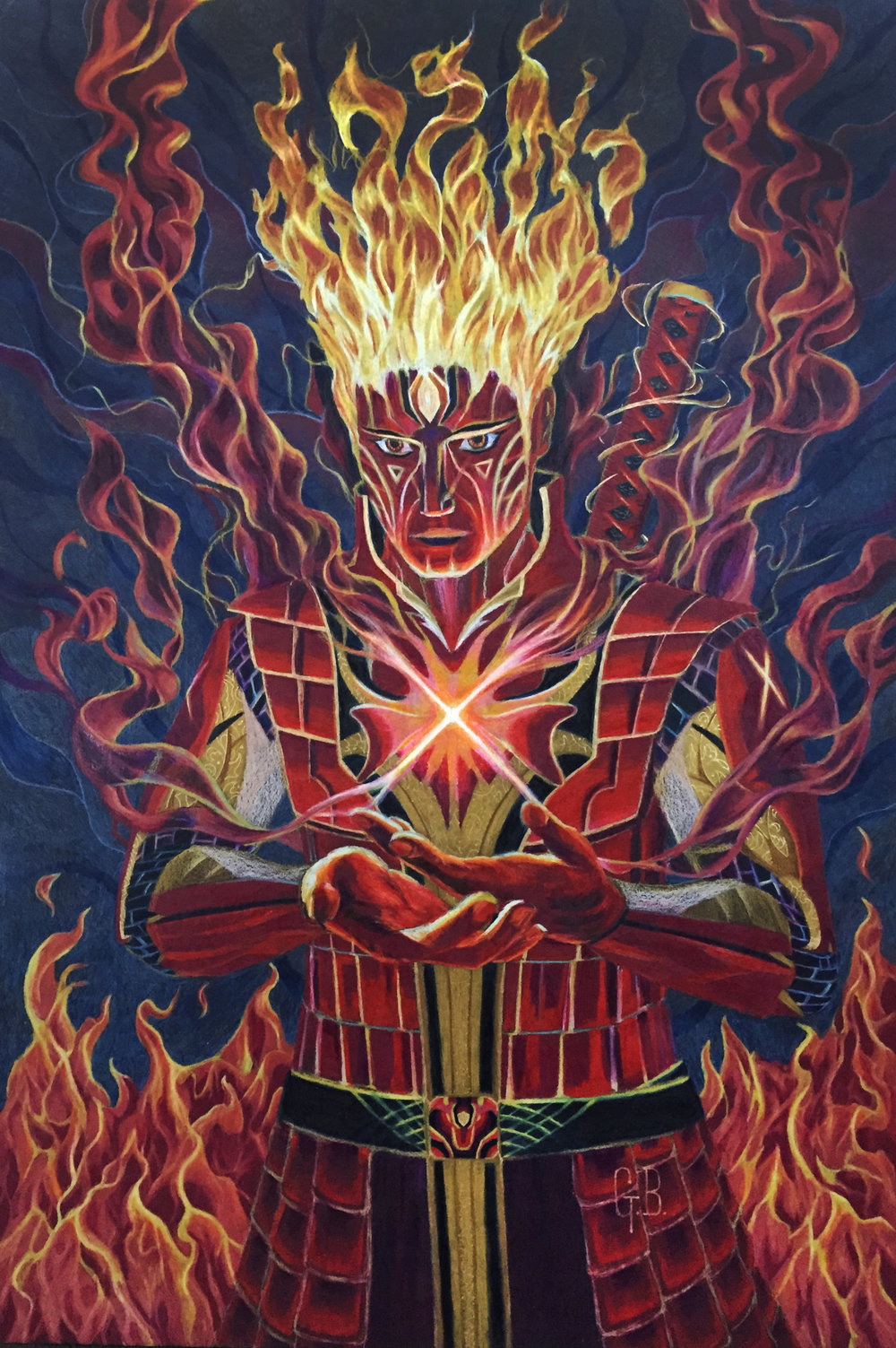 Copy of                                         Fire Guardian