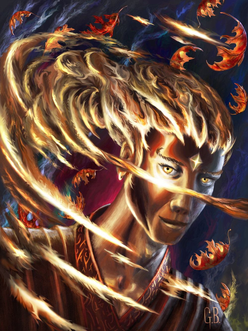Copy of Gabriel's Fire