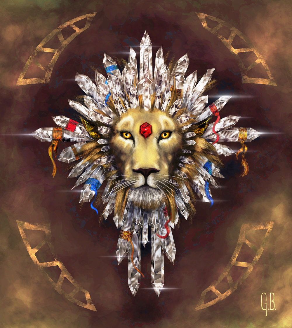 Copy of Sigil of the Lion