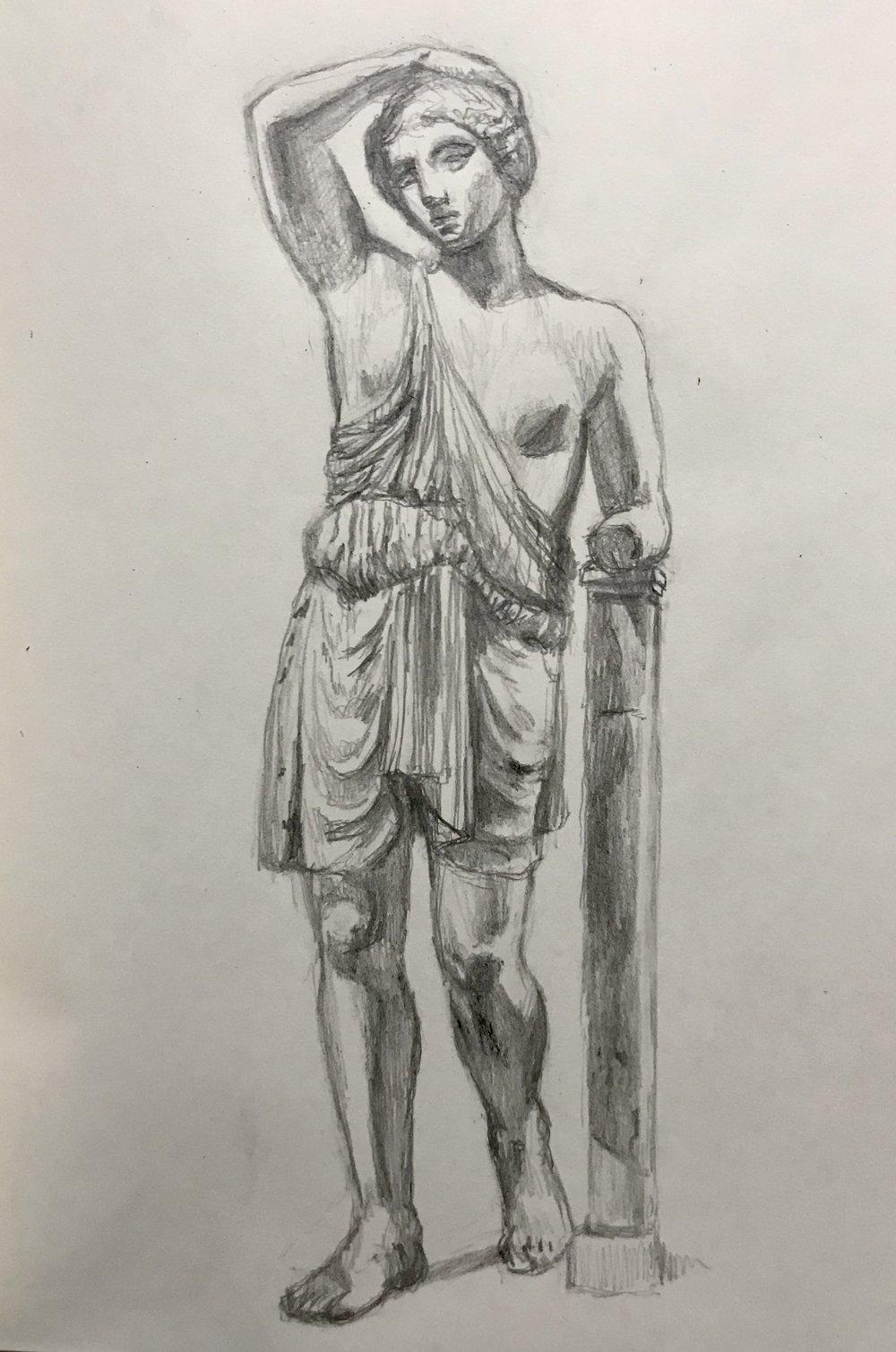 Greco-Roman Amazon