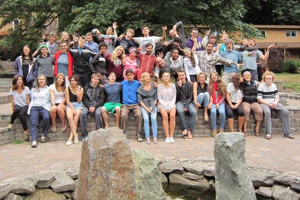 2013 iBme Pacific NW Teen Mindfulness Retreat