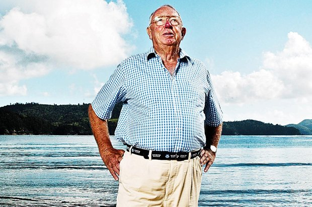 Bob Oatley, the inspiring leader that gave so much to yachting