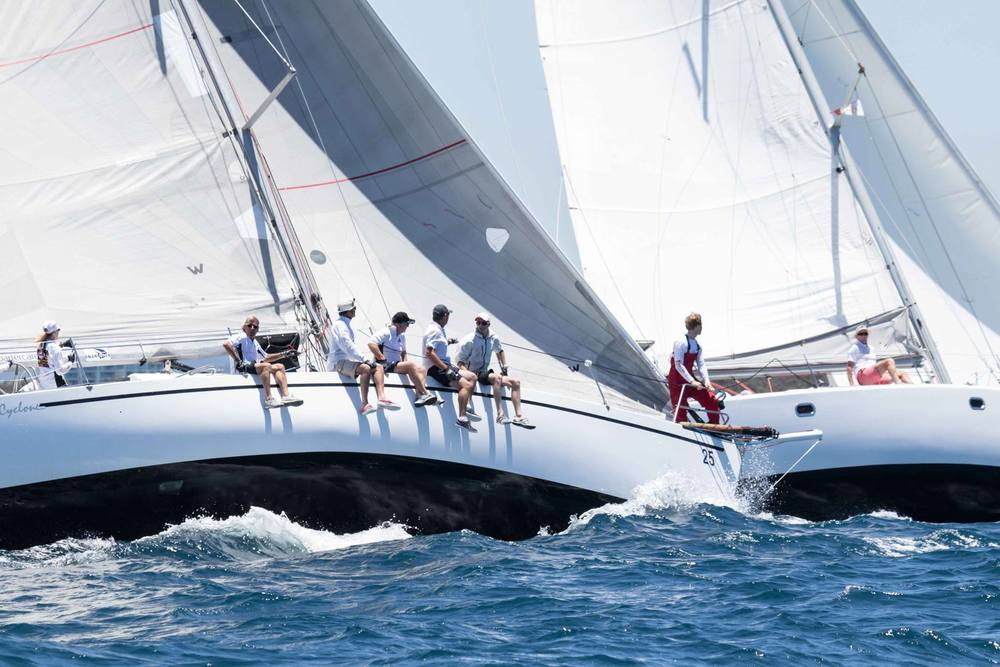 Southport Yacht Club offshore racing is friendly but extremely competitive