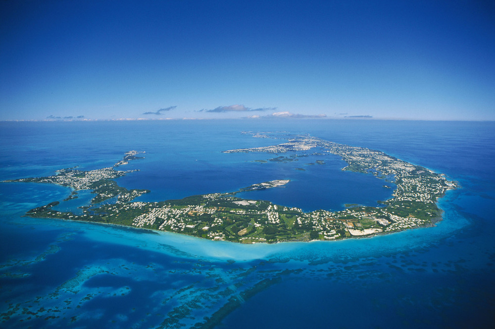 Bermuda home of the Americas Cup in 2017