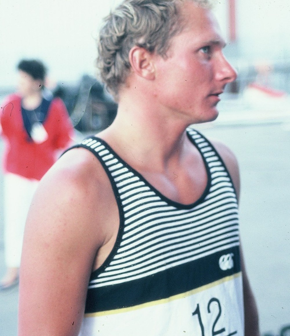 Chris Dickson, New Zealand Americas Cup Skipper in 1987