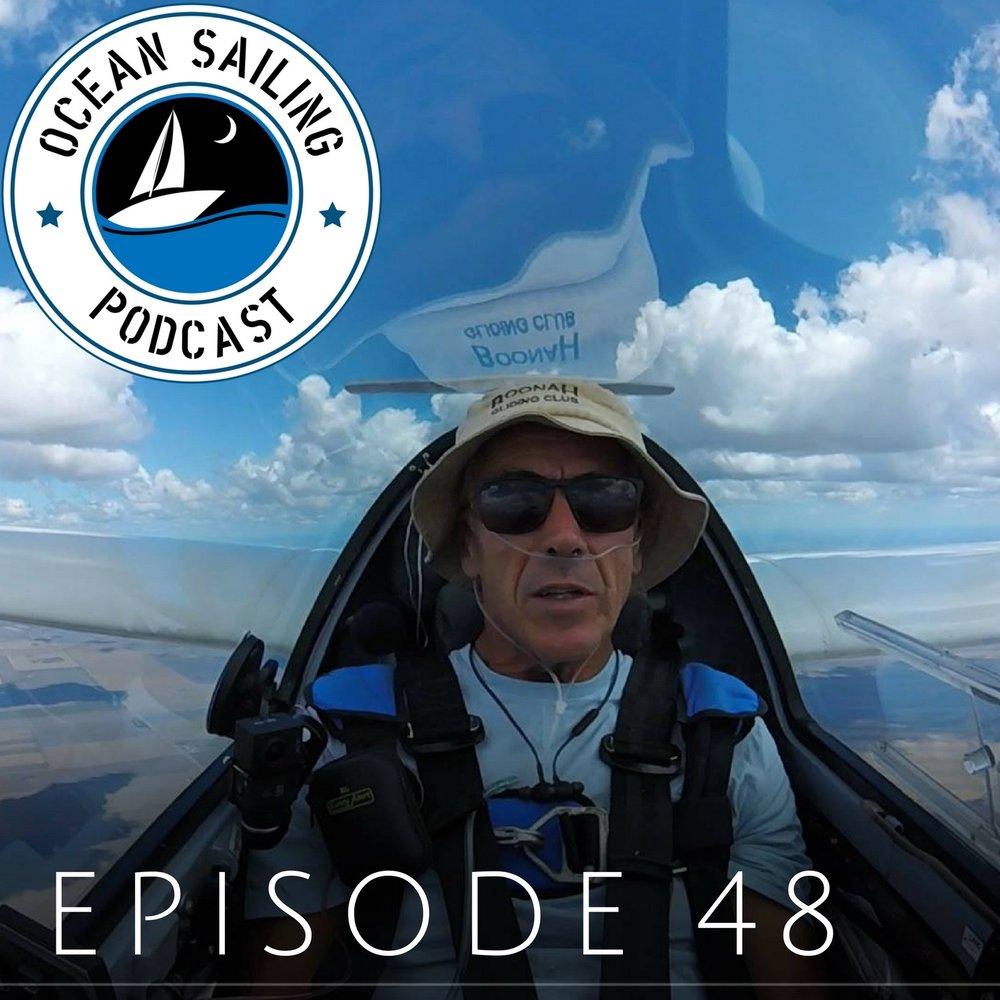 Mike Sabin circumnavigator