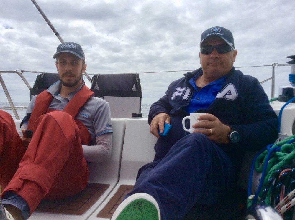 Hamilton Island to Southport