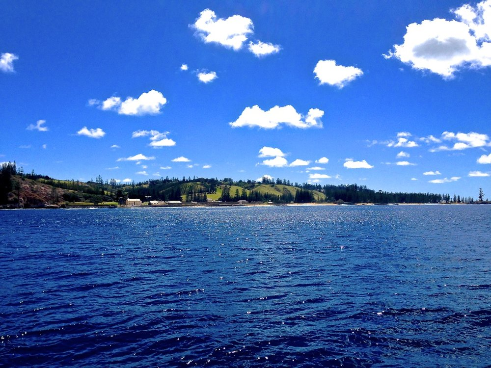 Ocean Passage To Norfolk Island