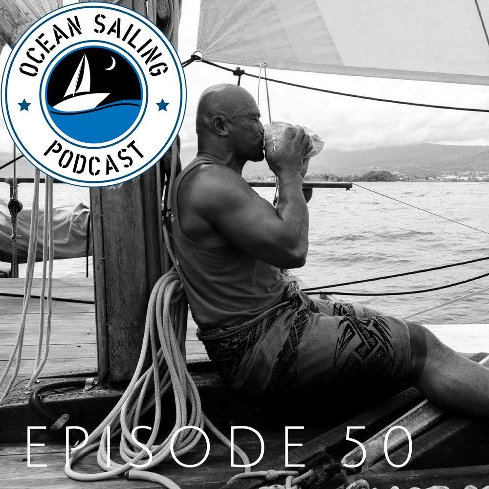 Sonny Natanielu Polynesian Voyaging