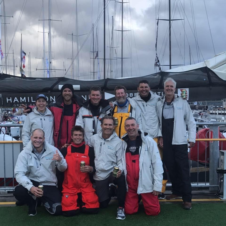 Rolex Sydney Hobart Race 2017 -
