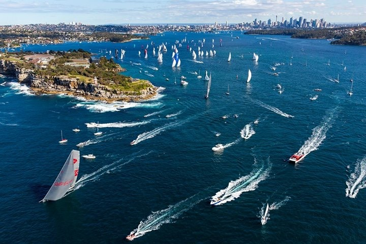 Sydney to Gold Coast Race 2016 -