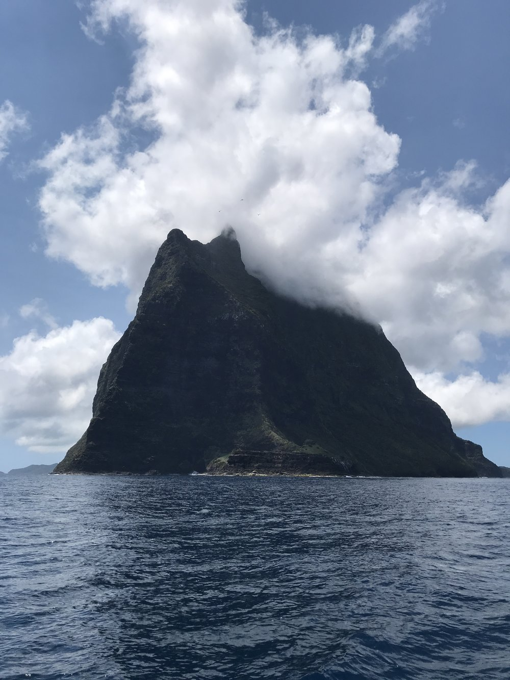 Southport to Lord Howe Island to Sydney 2017 -
