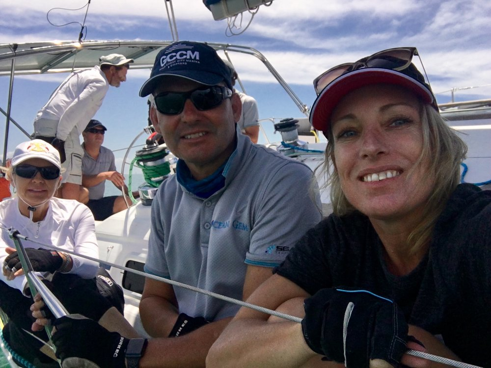 Queensland Beneteau and French Cups