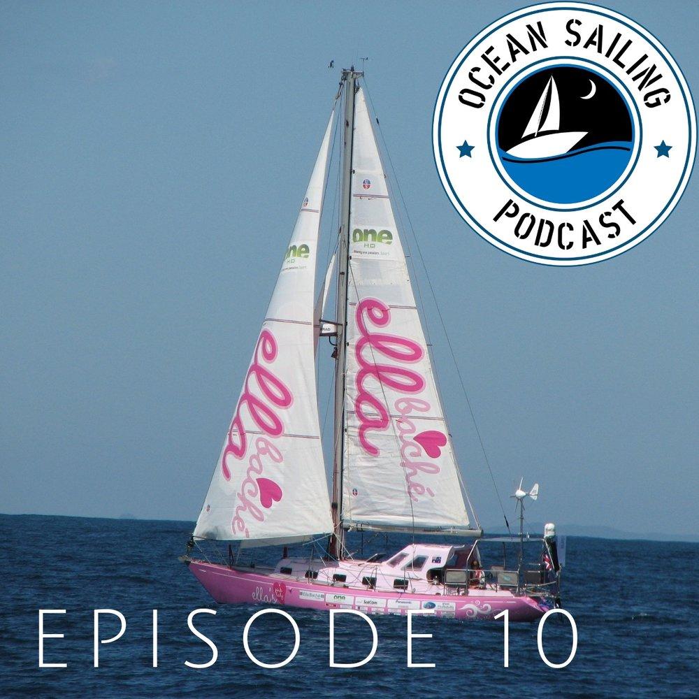 Jessica Watson Solo Circumnavigation S&S 34